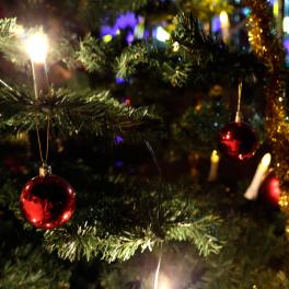 God Jul bästa publik!