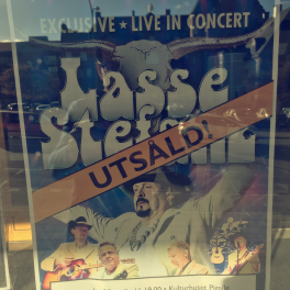 Äntligen konserthuspremiär!